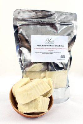 Pure Unrefined Shea Butter Yess Essentials 2